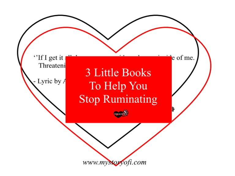 3 Books To help You Stop Ruminating