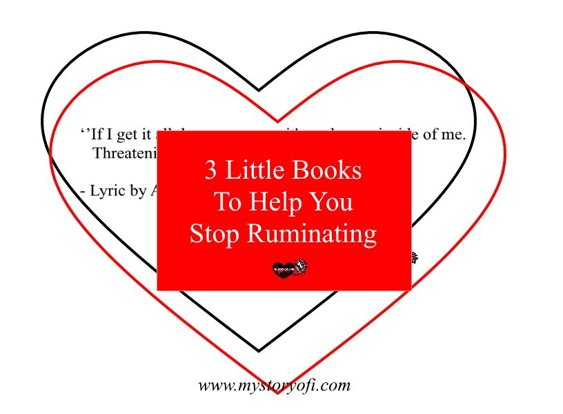 3 Little Books To Help You Stop Ruminating