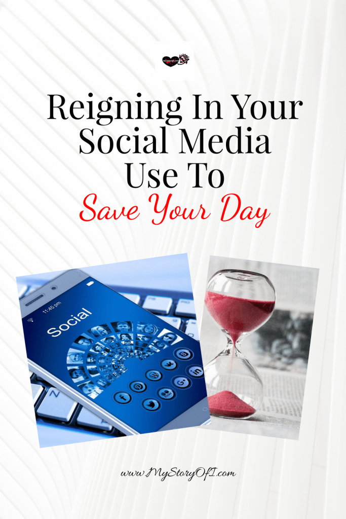 reigning in your social media use to save your days