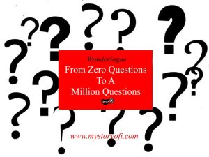 zero to a million questions