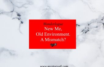can a new me thrive in an old environment