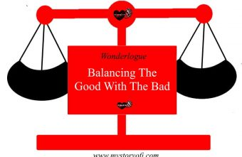 can we be balancing the good with the bad