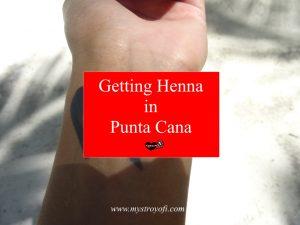 Getting-henna-in-punta-cana