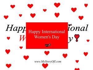 happy international women's day to all women