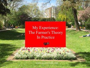 A Taoist Farmer's Life Theory