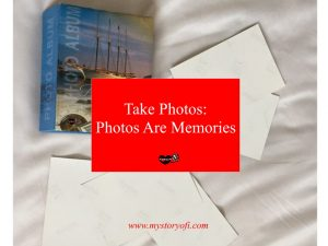 The Real Reason Why You Should Take Photos