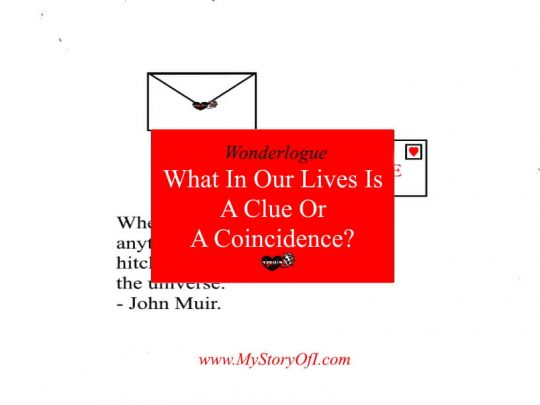 what is a clue or a coincidence