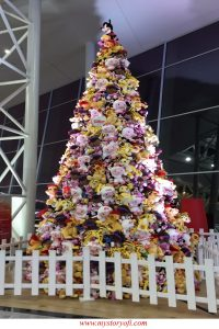 A different kind of Christmas tree to Celebrate Christmas
