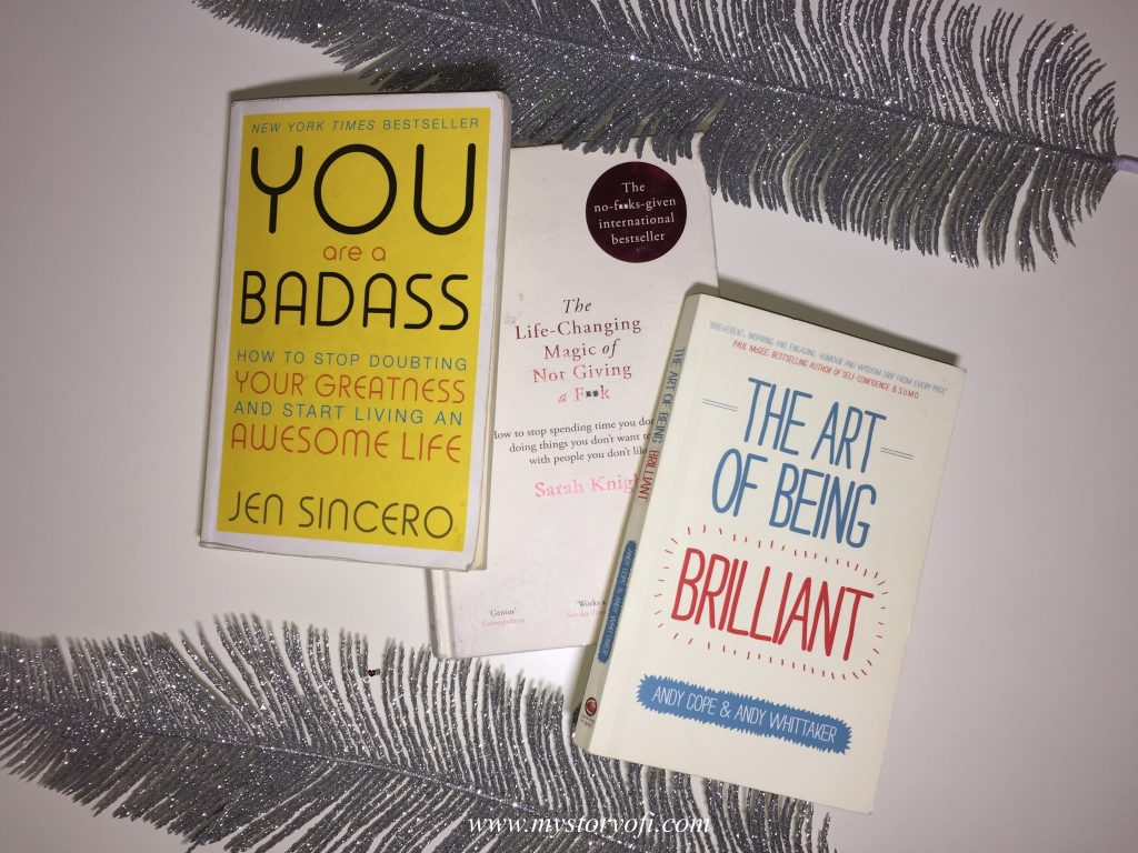 3 books to help you improve your life so you too can live your best life