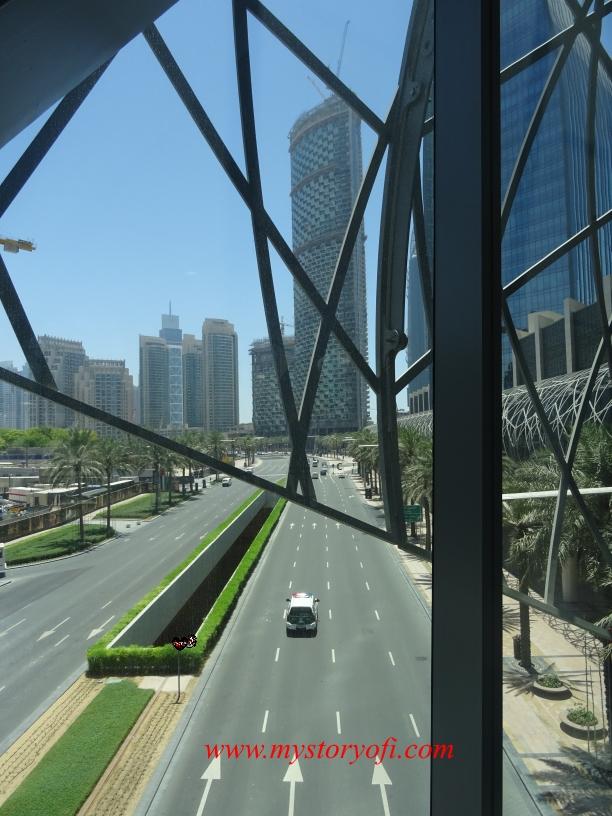 Traveling solo in Dubai