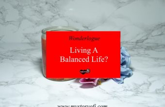 Can we live a balanced life or is it an illusion