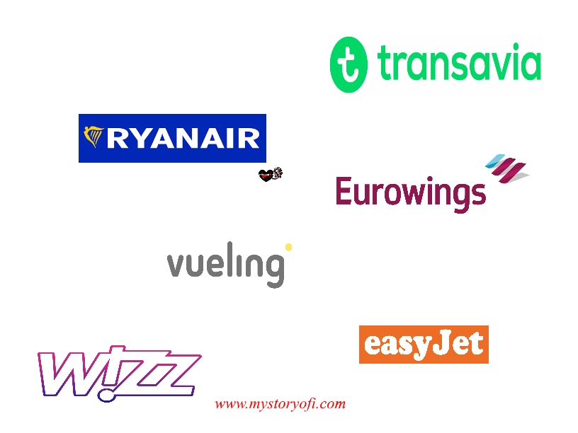 A list of Budget Airlines in Europe