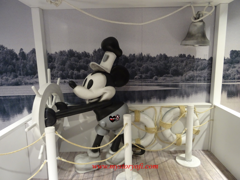 Mickey to the rescue!