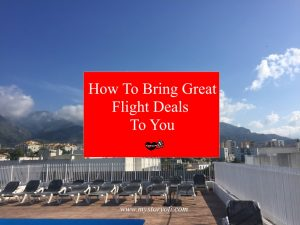 how to easily find great flights deals