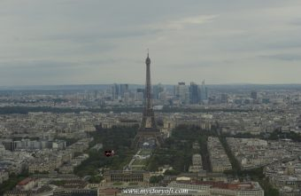 View Montparnasse Tower during 3 days in Paris Itinerary