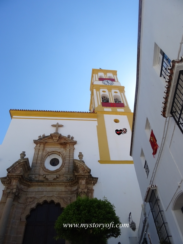 Iglesia-Mayor-de-la-Encarnacion-In-Marbella-old-town