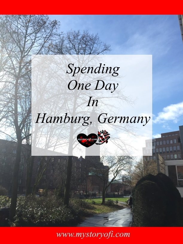 Spending A Day In Hamburg Germany