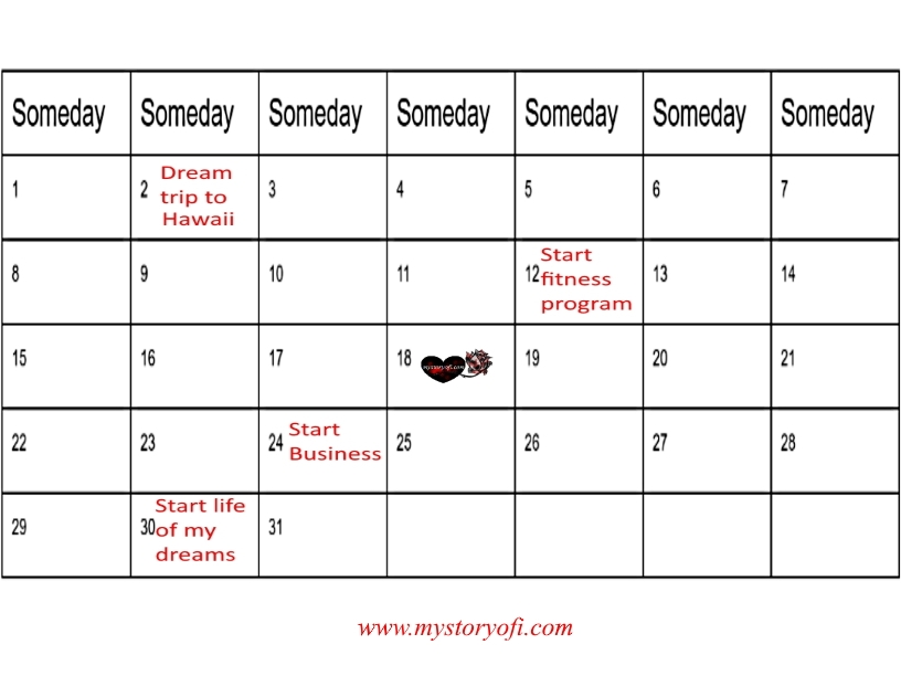 Someday-month-calendar