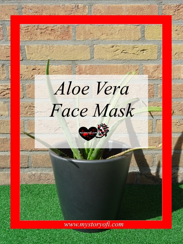 trying-an-aloe-vera-face-mask