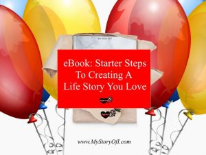 starter steps to creating a life you love