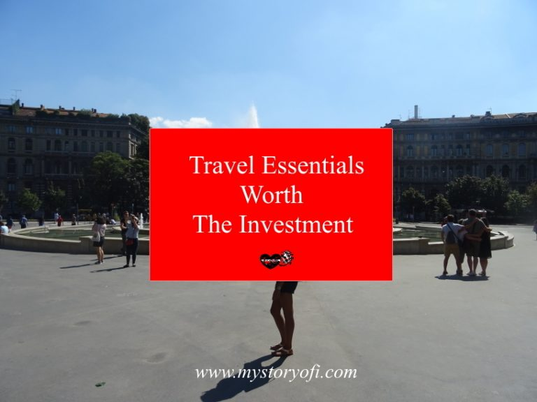 travel essentials to buy that are worth the money