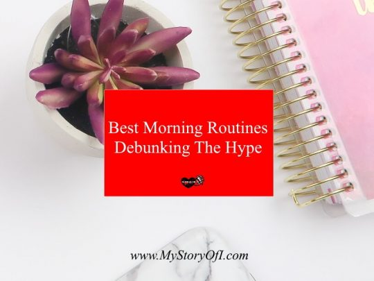 Debunking the hype of the best morning routines. Holding the hype against the false promises the self-development gurus give you and revealing the truth about having morning habits.