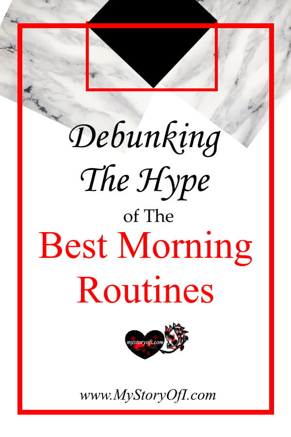 best morning routines hype debunked
