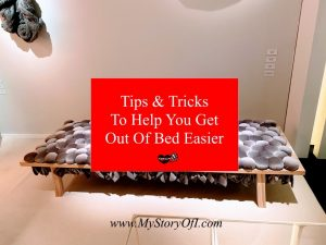 tips and tricks to get out of bed easily