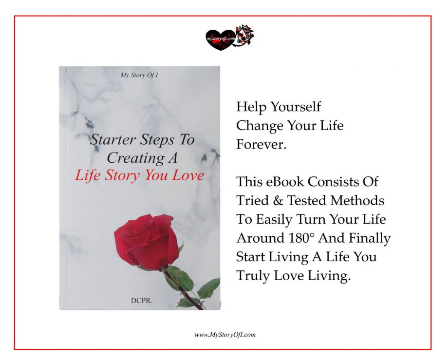 Self help guide to changing your life permanently