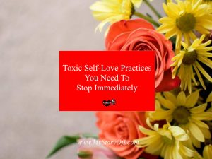 Toxic self-love practices to stop immediately