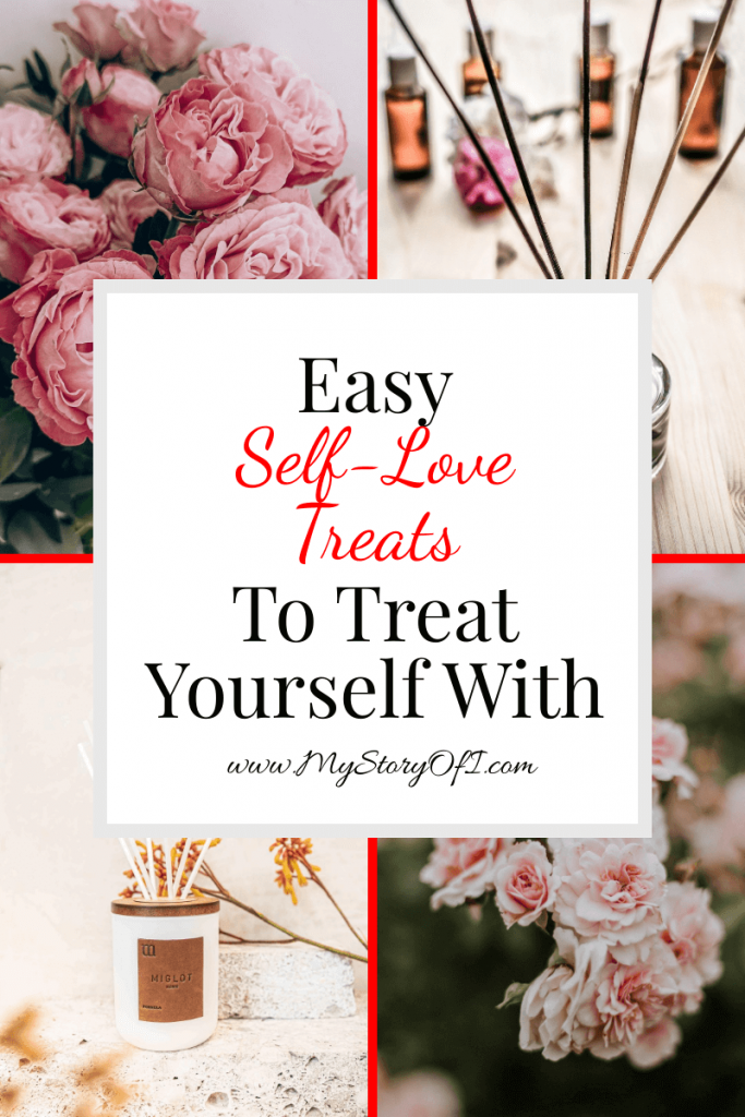 Easy to apply self-love treats
