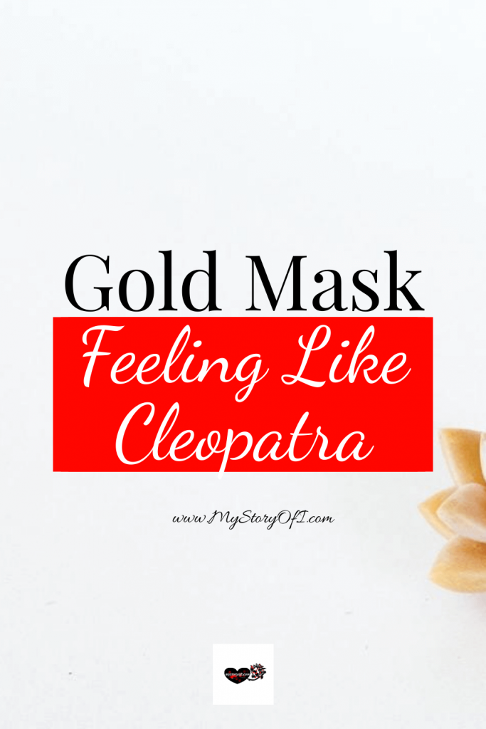 cleapatra's face mask