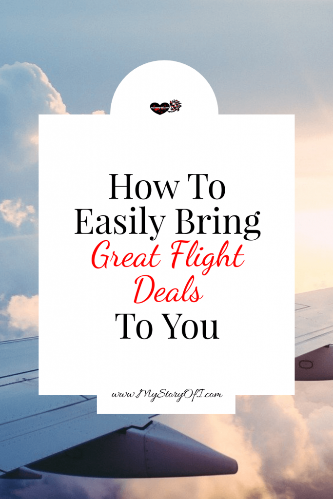 easily bring flight deals to you