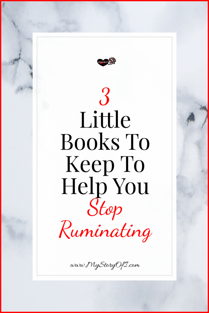books to keep to help you stop ruminating