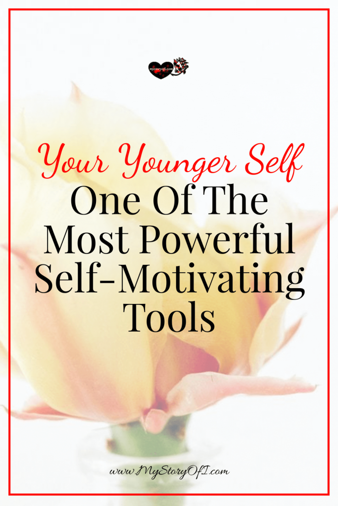 You Should Use Your Younger Self As Self-Motivation