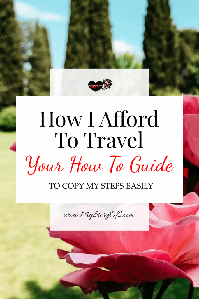 How I afford To Travel Guide