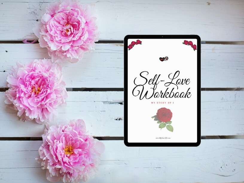 My Story Of I Shop Self-love Workbook