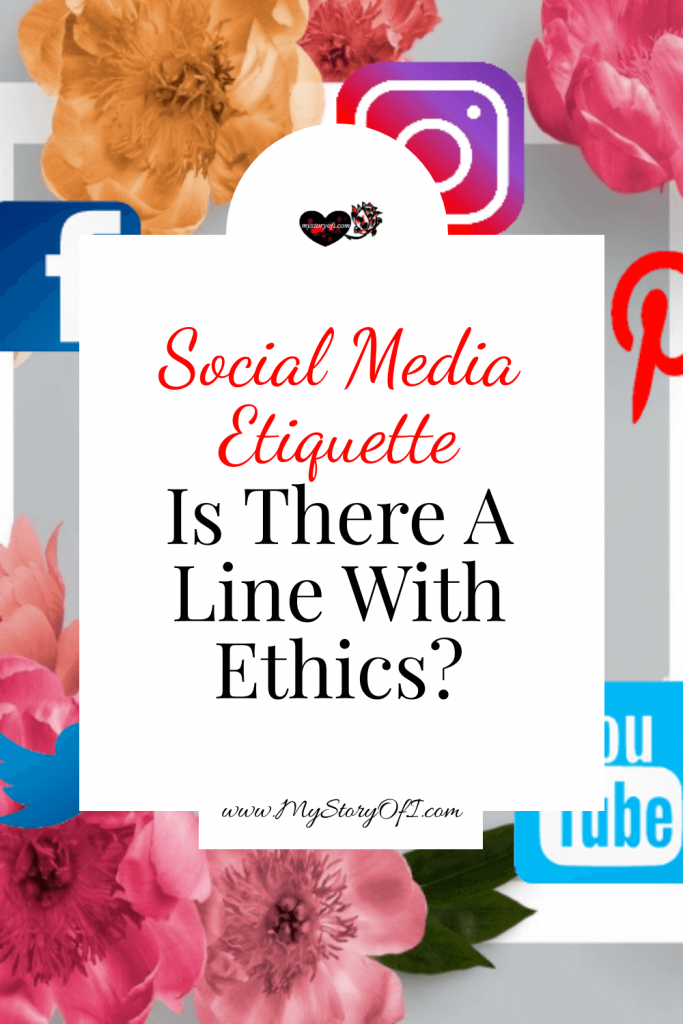 social media etiquette are there social media ethics rules