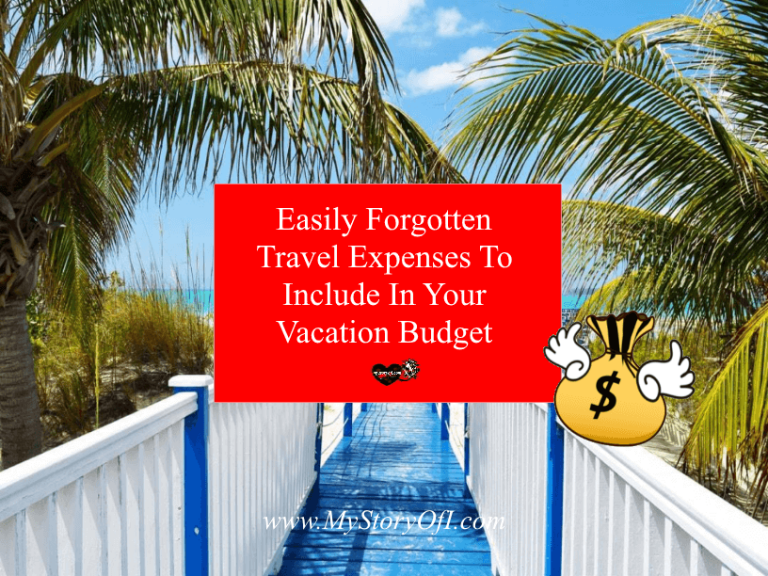 12 overlooked travel expenses to include in your travel budget