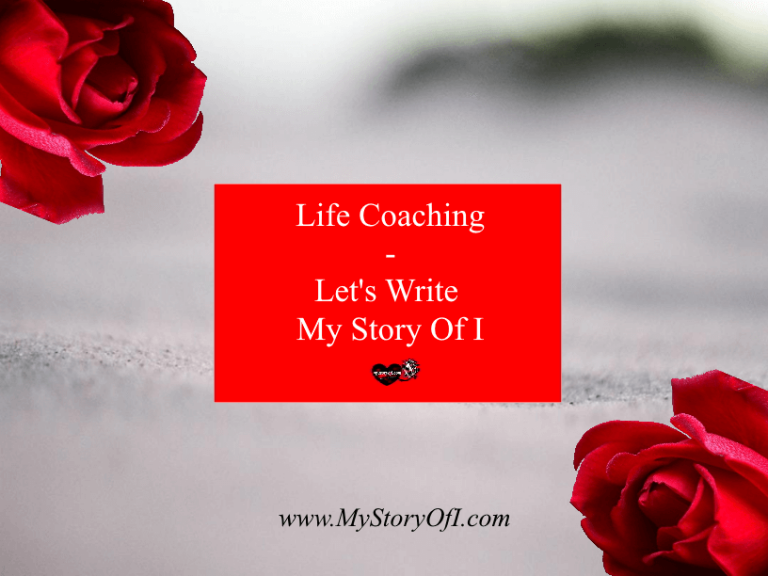 Life Coaching For the Private by My Story Of I