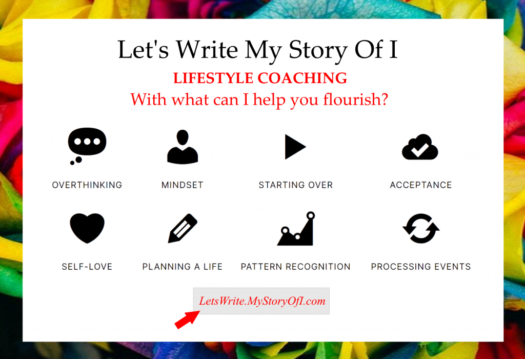 lets write my story of i lifestyle coaching