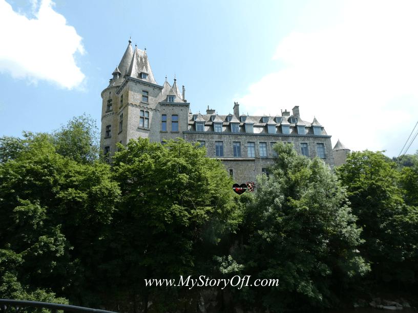 Durbuy Castle Belgium