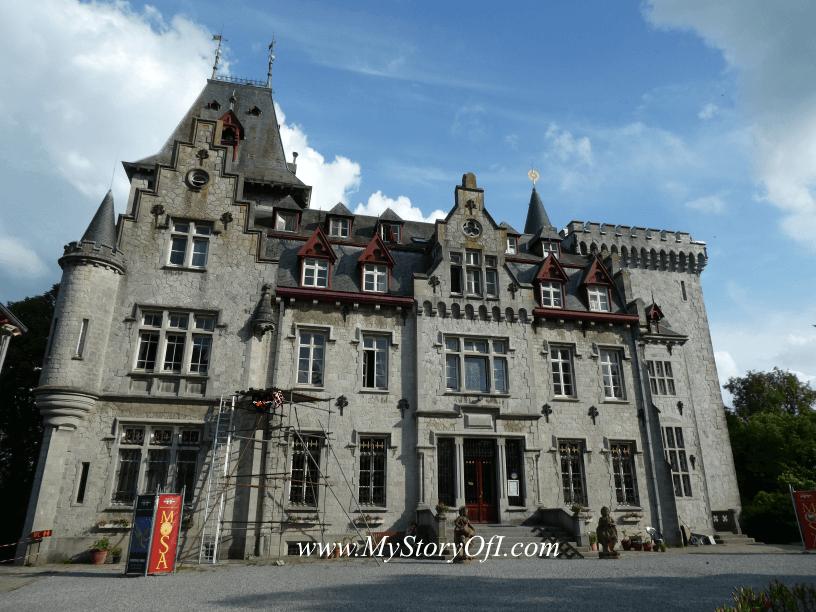 Petit Somme Castle Durbuy