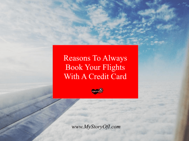 Reasons To Always Book Your Flights With A Credit Card