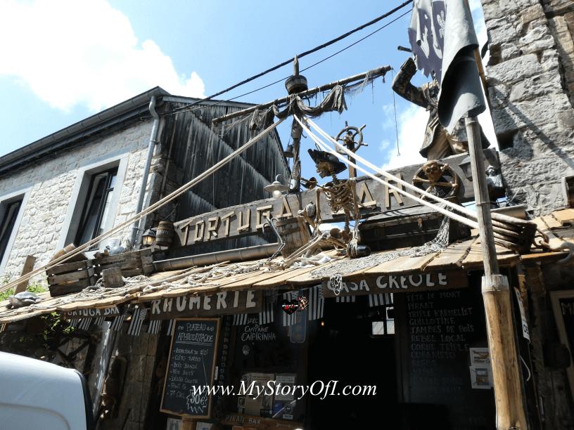 Tortuga Bar in Durbuy