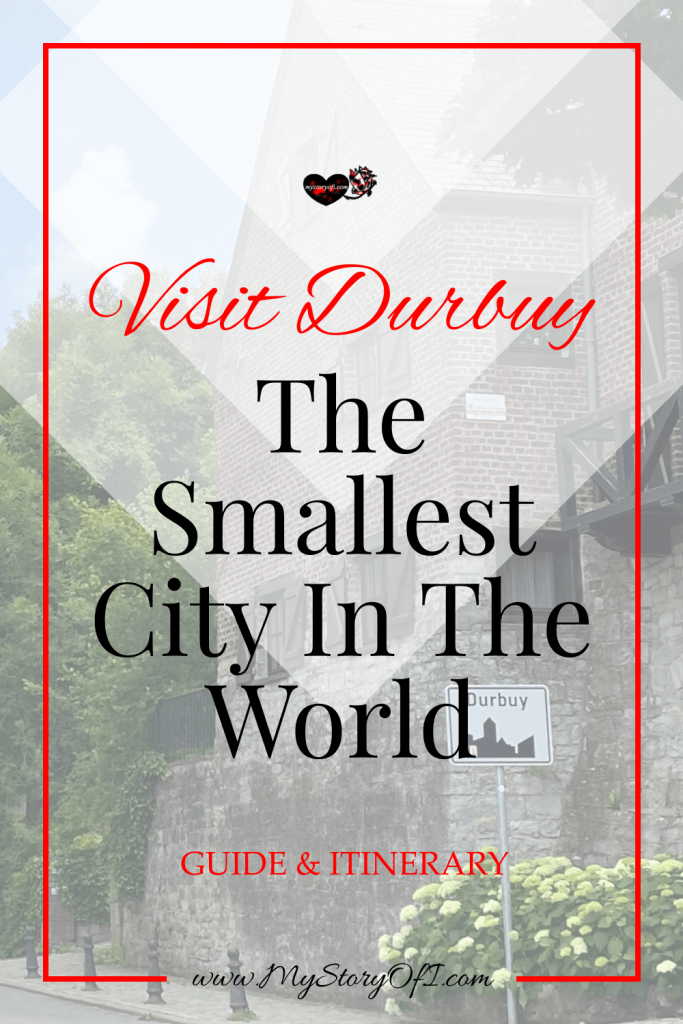 Visit Durbuy The Smallest City In The World Itinerary & Travel Guide